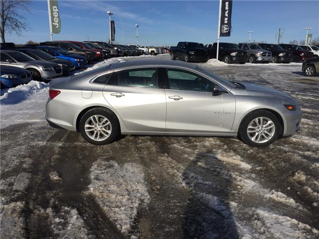2018 Chevrolet Malibu LT (Stk: PW0332) in Devon - Image 1 of 12