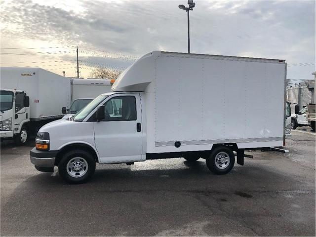 2019 Chevrolet Express 3500 New 2019 Chevrolet Express SRW Cube-Van (Stk: NV95603) in Toronto - Image 2 of 14