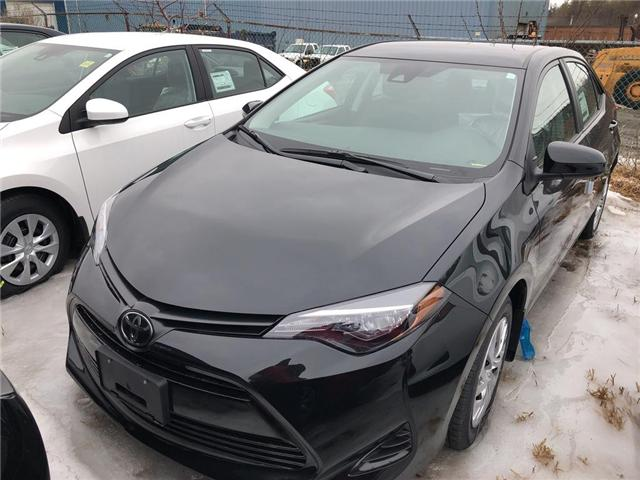 2019 Toyota Corolla LE (Stk: 9CR260) in Georgetown - Image 1 of 5