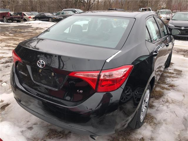 2019 Toyota Corolla LE (Stk: 9CR384) in Georgetown - Image 4 of 5