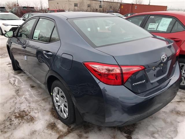 2019 Toyota Corolla LE (Stk: 9CR386) in Georgetown - Image 4 of 5