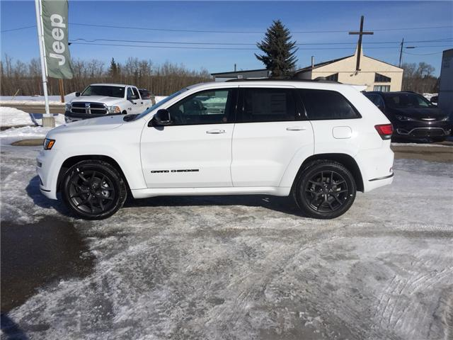 2019 Jeep Grand Cherokee Limited (Stk: 19GH4787) in Devon - Image 1 of 13