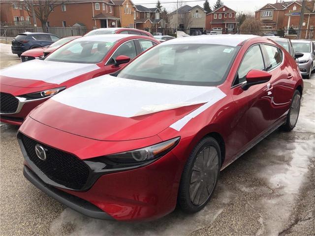 2019 Mazda Mazda3 GT (Stk: 19258) in Toronto - Image 1 of 1