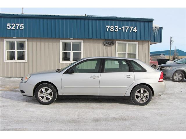 2005 Chevrolet Malibu Maxx LS (Stk: P8735) in Headingley - Image 1 of 8