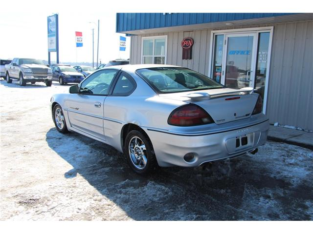 2002 Pontiac Grand Am GT (Stk: P8996) in Headingley - Image 3 of 11