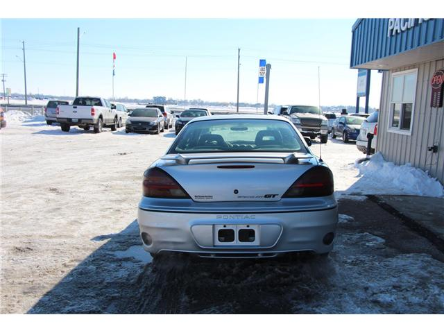 2002 Pontiac Grand Am GT (Stk: P8996) in Headingley - Image 4 of 11