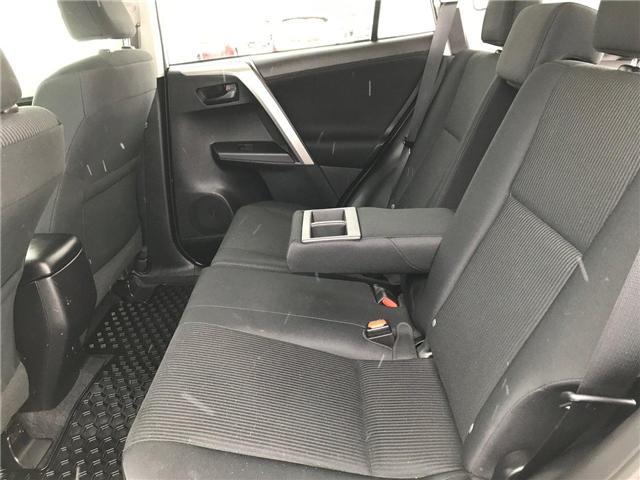 2017 Toyota RAV4 LE (Stk: P549201) in Saint John - Image 28 of 32