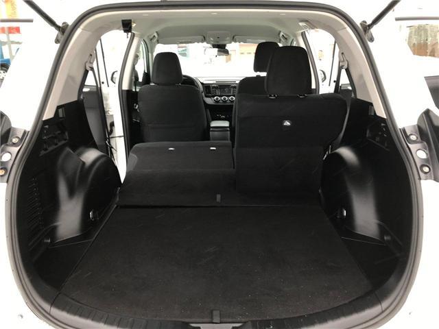2017 Toyota RAV4 LE (Stk: P549201) in Saint John - Image 31 of 32