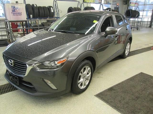 2018 Mazda CX-3 GS (Stk: 205201) in Gloucester - Image 1 of 19
