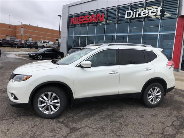 2015 Nissan Rogue SV | AWD | NO ACCIDENT | CPO (Stk: P0616) in Mississauga - Image 2 of 18