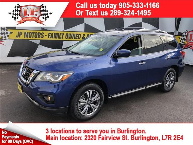 2018 Nissan Pathfinder SV (Stk: 46445) in Burlington - Image 1 of 28