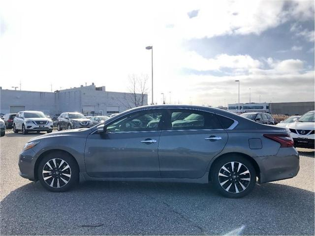 2018 Nissan Altima -SL  SUNROOF  NAVIGATION.... 2.5 (Stk: M9332A) in Scarborough - Image 2 of 23