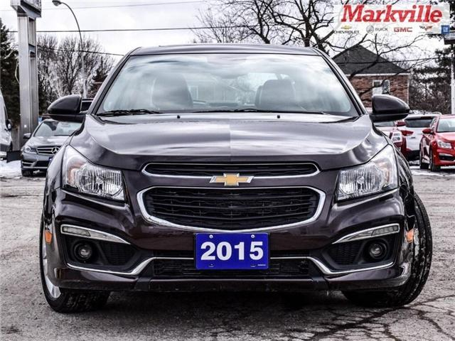 2015 Chevrolet Cruze 2LT-RS PKG-RF-LTHR-GM CERTIFIED PRE-OWNED-1 OWNER (Stk: P6300) in Markham - Image 2 of 29