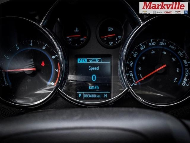 2015 Chevrolet Cruze 2LT-RS PKG-RF-LTHR-GM CERTIFIED PRE-OWNED-1 OWNER (Stk: P6300) in Markham - Image 24 of 29