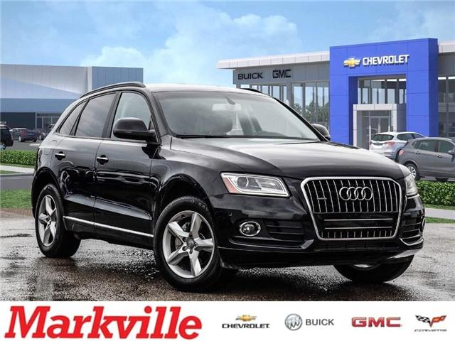 2015 Audi Q5 2.0T KOMFORT-QUATTRO- CERTIFIED PRE-OWNED (Stk: P6302) in Markham - Image 1 of 25