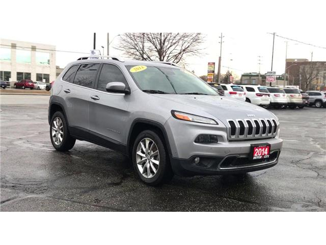 2014 Jeep Cherokee Limited (Stk: 19523A) in Windsor - Image 2 of 13