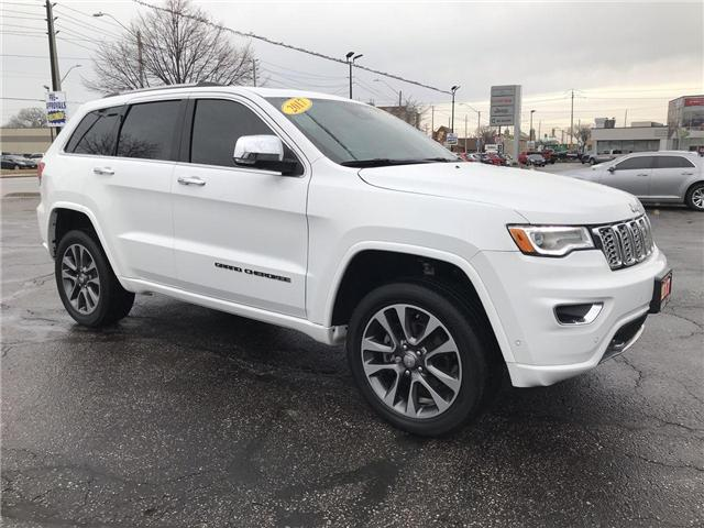 2017 Jeep Grand Cherokee Overland (Stk: 44716) in Windsor - Image 1 of 14