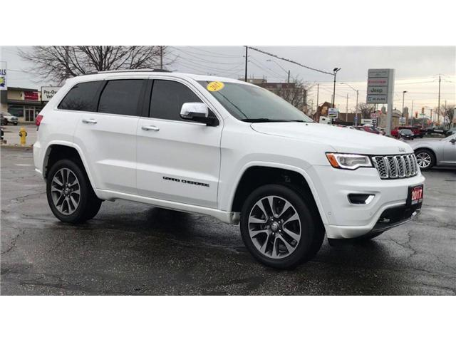 2017 Jeep Grand Cherokee Overland (Stk: 44716) in Windsor - Image 2 of 14