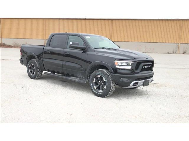 2019 RAM 1500 Rebel (Stk: 19413) in Windsor - Image 2 of 11