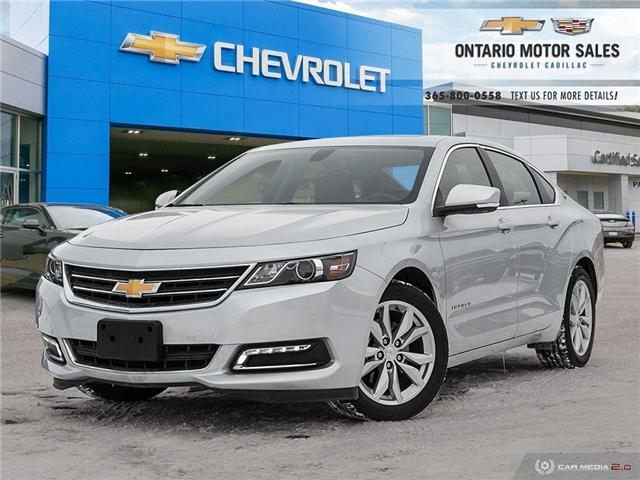 2018 Chevrolet Impala 1LT (Stk: 12442A) in Oshawa - Image 1 of 37