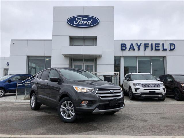 2019 Ford Escape SE (Stk: ES19340) in Barrie - Image 1 of 24
