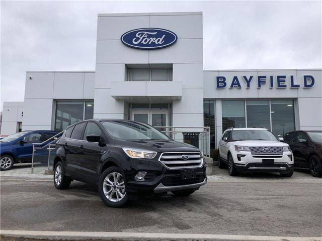 2019 Ford Escape SE (Stk: ES19338) in Barrie - Image 1 of 24