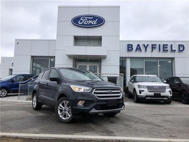 2019 Ford Escape SE (Stk: ES19345) in Barrie - Image 1 of 24