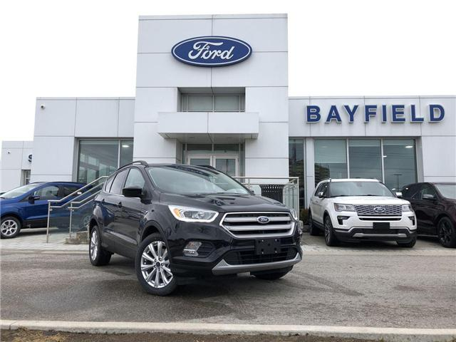 2019 Ford Escape SEL (Stk: ES19339) in Barrie - Image 1 of 25