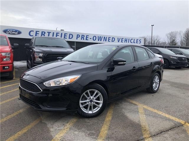 2016 Ford Focus SE (Stk: ES19165A) in Barrie - Image 1 of 21