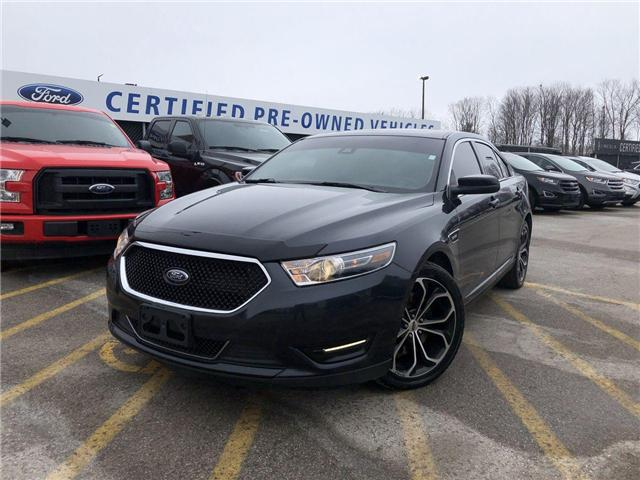2017 Ford Taurus SHO (Stk: FP181463A) in Barrie - Image 1 of 27