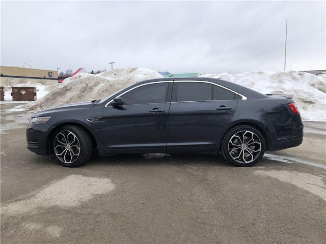 2017 Ford Taurus SHO (Stk: FP181463A) in Barrie - Image 2 of 27