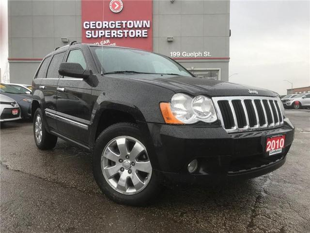2010 Jeep Grand Cherokee Limited | WHOLESALE SPECIAL | YOU CERTIFY YOU SAVE (Stk: P11736) in Georgetown - Image 2 of 29