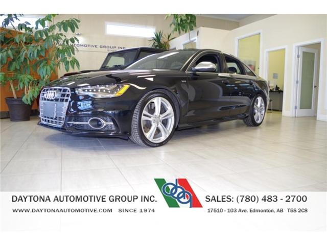 2014 Audi S6 4.0 (Stk: 3508) in Edmonton - Image 1 of 21