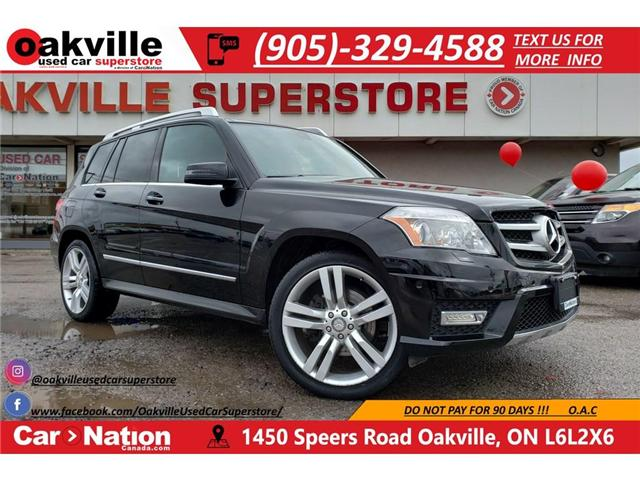 2012 Mercedes-Benz Glk-Class GLK 350 4MATIC   PANO ROOF   NAV   LEATHER (Stk: P11916) in Oakville - Image 1 of 21