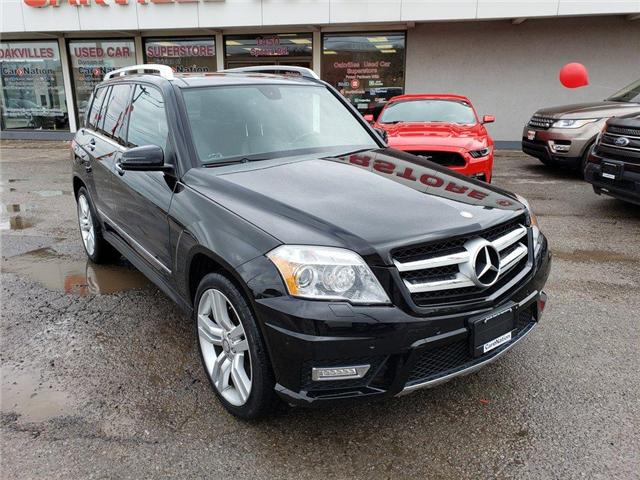 2012 Mercedes-Benz Glk-Class GLK 350 4MATIC   PANO ROOF   NAV   LEATHER (Stk: P11916) in Oakville - Image 2 of 21