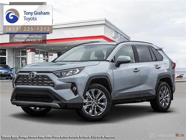 2019 Toyota RAV4 Limited (Stk: 57996) in Ottawa - Image 1 of 23