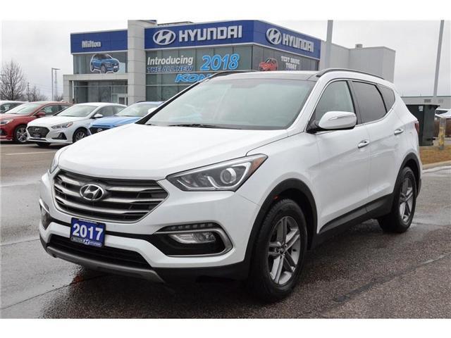 2017 Hyundai Santa Fe Sport SE (Stk: 468580A) in Milton - Image 1 of 19