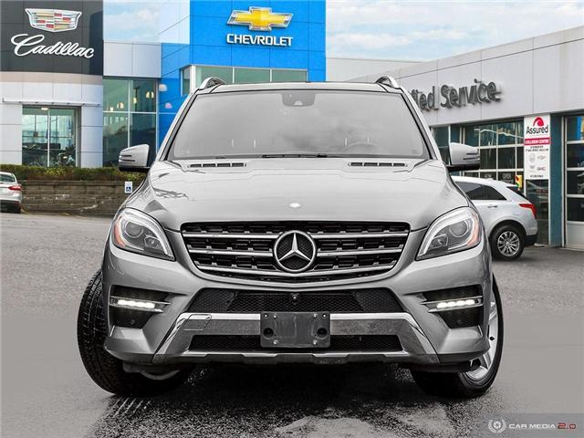 2014 Mercedes-Benz M-Class Base (Stk: 2925723A) in Toronto - Image 2 of 27