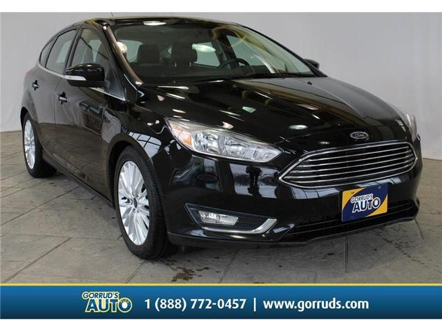 2016 Ford Focus Titanium (Stk: 223050) in Milton - Image 1 of 43