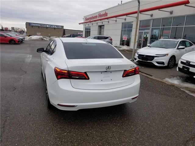 2017 Acura TLX Base (Stk: P7035) in Georgetown - Image 3 of 6