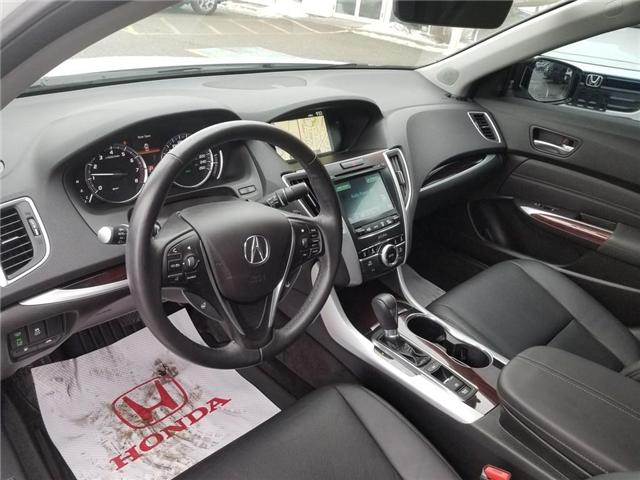 2017 Acura TLX Base (Stk: P7035) in Georgetown - Image 4 of 6