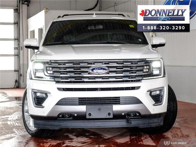 2019 Ford Expedition Max Limited (Stk: DS418) in Ottawa - Image 2 of 27