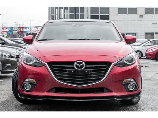 2015 Mazda Mazda3 GT (Stk: 660087T) in Mississauga - Image 2 of 21