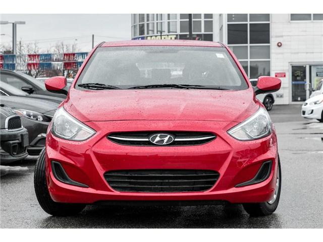 2017 Hyundai Accent  (Stk: H7816PR) in Mississauga - Image 2 of 18