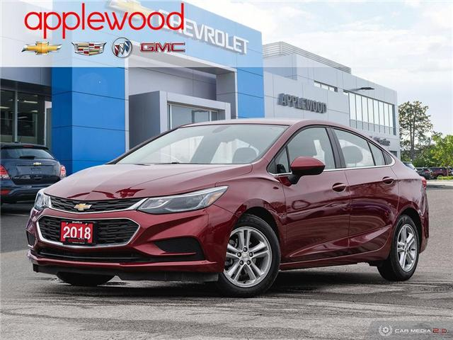 2018 Chevrolet Cruze LT Auto (Stk: 9972A) in Mississauga - Image 1 of 27
