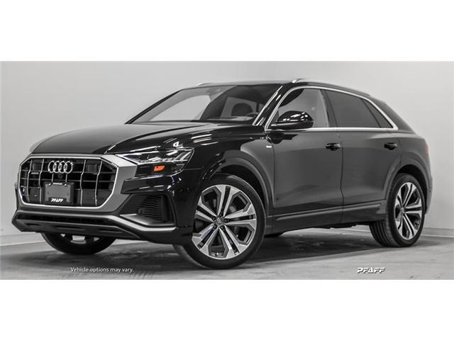 2019 Audi Q8 55 Technik (Stk: T15900) in Vaughan - Image 1 of 22