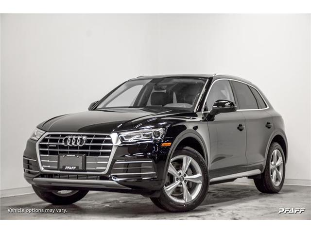 2019 Audi Q5 45 Progressiv (Stk: T16449) in Vaughan - Image 1 of 15