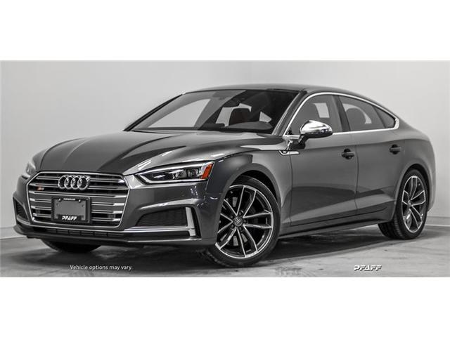 2019 Audi S5 3.0T Progressiv (Stk: T16451) in Vaughan - Image 1 of 22