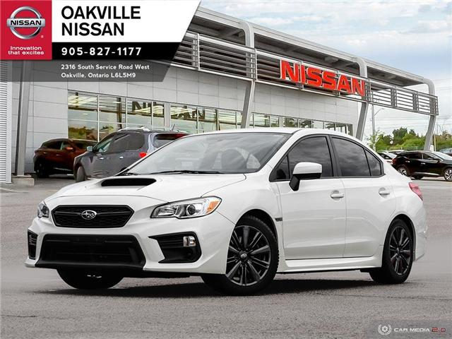 2018 Subaru WRX Base (Stk: FR19000A) in Oakville - Image 1 of 23