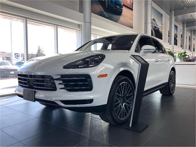 2019 Porsche Cayenne  (Stk: P13650) in Vaughan - Image 1 of 17